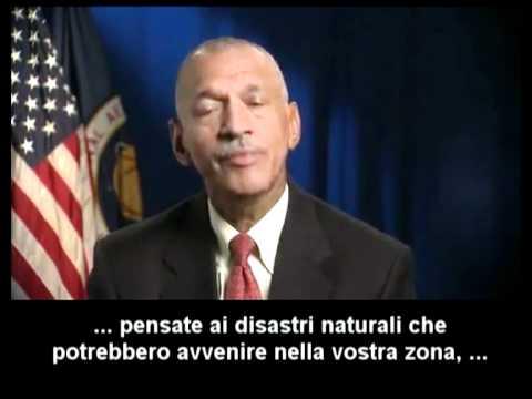 """Il direttore della N.A.S.A annuncia: """"Preparatevi alle catastrofi"""""""