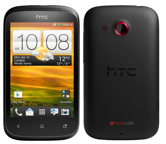 Root + CWD + Android ICS su HTC Desire C – BeatsAudio