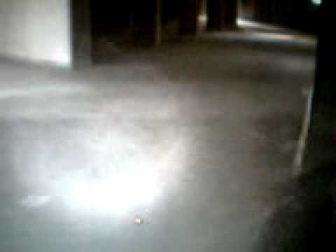 ORBS fanno attivare sensori di allarme di un ospedale milanese