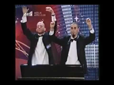 """Suonano il pianoforte con il pene Sorpresa-shock al """"Supertalent"""" tedesco"""
