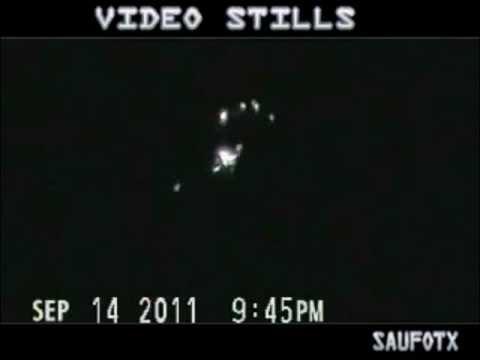 Ufo avvistato in Texas il 14 Settembre 2011